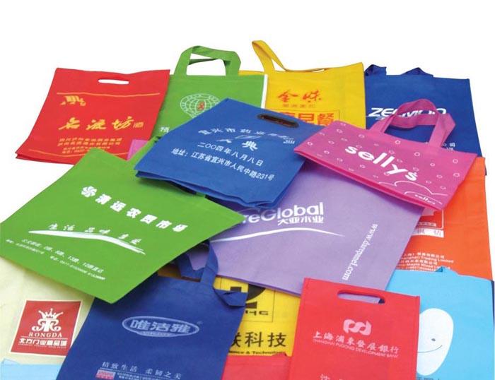无纺布应用于包装手提袋