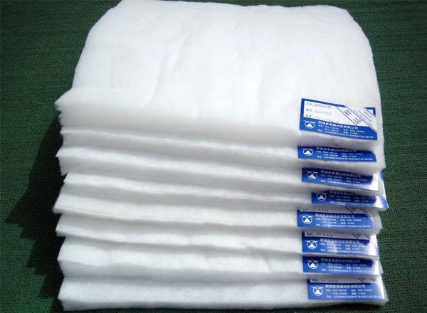 化学粘合非织造材料2