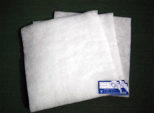 化学粘合非织造材料3