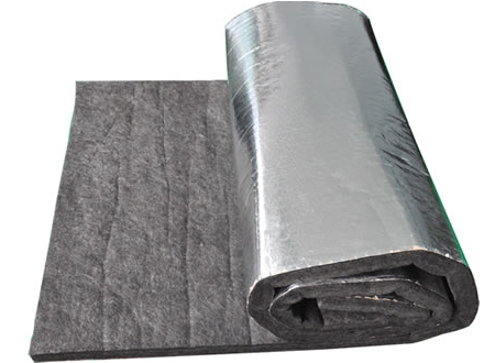 板式太阳能隔热保温聚酯棉
