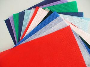 纺粘无纺布彩色系列
