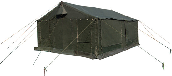 巴西军用帐篷